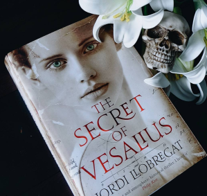 New book - The Secret of Vesalius by Jordi Llobregat