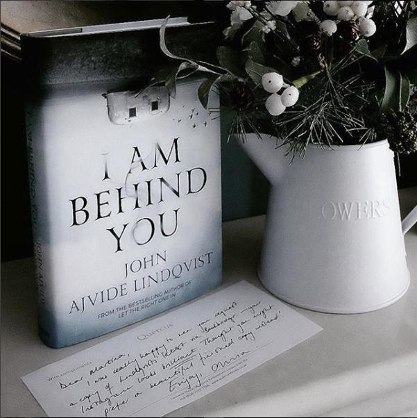 I am Behind You byJohn Ajvide Lindqvist