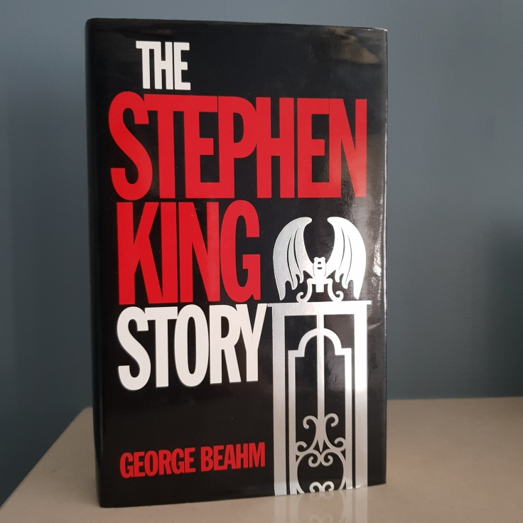 The Stephen King Story by George Beahm