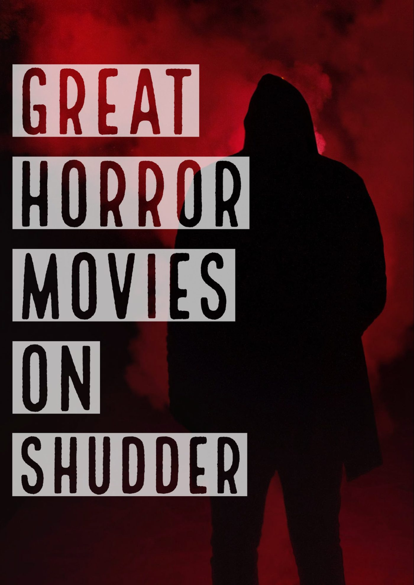 5 Great Horror Movies on Shudder