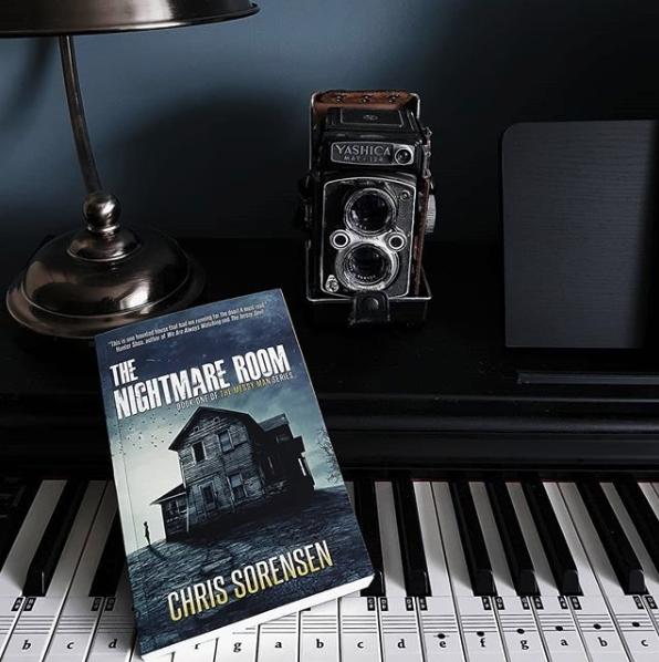 Book coverThe Nightmare Room by Chris Sorensen