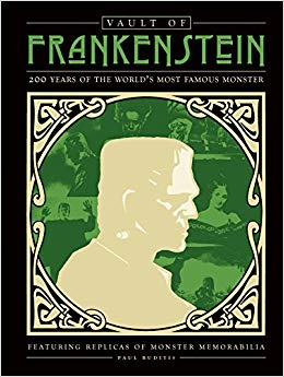 Book CoverVault Of Frankenstein
